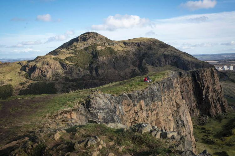 salisbury-crags